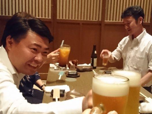 弘前城東店 歓迎会