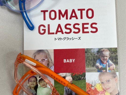 Tomato Glasses 紹介3 横浜こどもの国店